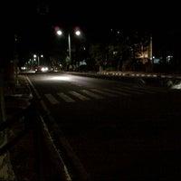 Photo taken at Jalan Ir. H. Djuanda by Cahya M. on 9/13/2012