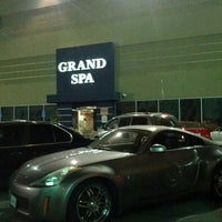 Photo taken at Grand Spa by young y. on 4/22/2012