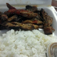 Photo taken at J C Teriyaki by Will F. on 4/6/2012