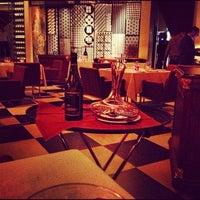 Photo taken at Caffé B by MJ K. on 8/17/2012