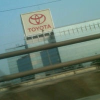 Photo taken at PT. Toyota Motor Manufacturing Indonesia by Feri G. on 6/24/2012