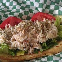 Photo taken at Skagit's Own Fish Market by Elena C. on 6/16/2012