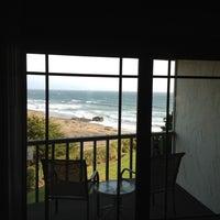 Photo taken at Best Western Plus Cavalier Oceanfront Resort by Ed B. on 5/18/2012