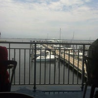 Photo taken at On The Deck by STEPHANIE H. on 6/9/2012