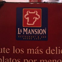 Photo taken at La Mansión by Enrique® on 6/30/2012