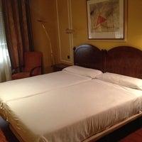 Photo taken at Hotel Corona De Castilla by Rebecca B. on 6/8/2012