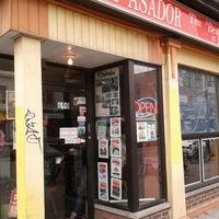 Photo taken at Tacos El Asador by Matt S. on 4/21/2012