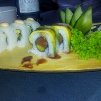 Photo taken at Sushi Club by Hector J. on 8/17/2012
