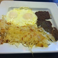 Photo taken at Square Plate Family Restaurant by Jenna L. on 3/14/2012