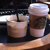 Photo taken at Starbucks by Brandon C. on 2/17/2012