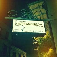 Photo taken at The Original Pierre Maspero's by Tawmis L. on 7/17/2012