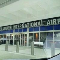 Photo taken at John Glenn Columbus International Airport (CMH) by Alex G. on 3/18/2012