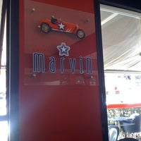 Photo taken at Marvin American Burgers by Solange R. on 2/15/2012