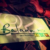Photo taken at Balada Mix by Breno on 7/14/2012