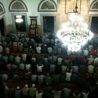 Photo taken at Yeni Cuma Camii by D. Önder A. on 8/14/2012