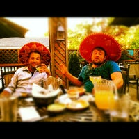 Photo taken at Las Cazuelas by Nathan B. on 5/22/2012