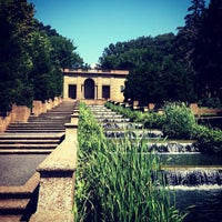 Photo taken at Meridian Hill Park by Joshua J. on 8/18/2012