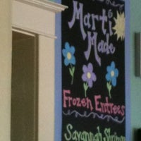 Photo taken at Marti's At Midday by Kimberley C. on 9/4/2012