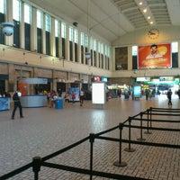 Photo taken at SuperVia - Central do Brasil Train Station by Rodrigo P. on 4/23/2012