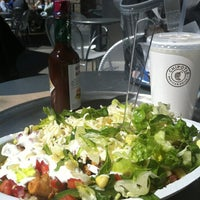 Photo taken at Chipotle Mexican Grill by Mónica C. on 3/29/2012