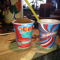 Photo taken at 7-Eleven by Jessica E. on 7/11/2012