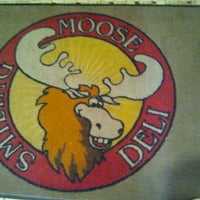 Photo taken at Smiling Moose Deli by Shelly S. on 5/7/2012