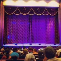 Photo taken at Teatro Social Sección 30 by Jonathan C. on 7/24/2012