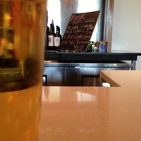 Photo taken at Village Burger Bar by Nathan V. on 6/28/2012