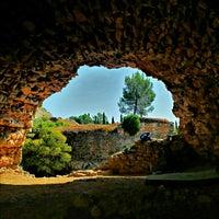 Photo taken at Castell de Montjuïc by Ramon R. on 8/25/2012