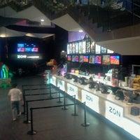 Photo taken at Cinemas NOS Braga Parque by Nuno M. on 8/27/2012