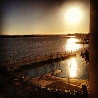 Photo taken at Hilton San Diego Bayfront by Greg C. on 4/17/2012