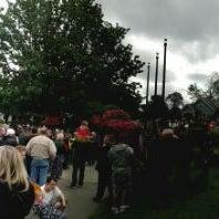 Photo taken at Washington State Vietnam Veterans Memorial by James B. on 5/28/2012