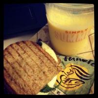 Photo taken at Panera Bread by Marthe B. on 6/8/2012