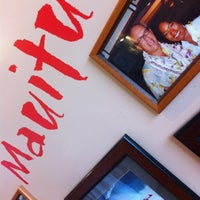 Photo taken at Maui Tacos by Campbell K. on 3/20/2012