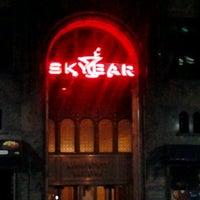 Photo taken at Skybar Lounge by Felton B. on 6/7/2012