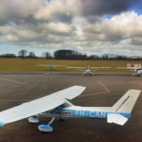 Photo taken at Teuge International Airport (EHTE) by Barend on 2/19/2012