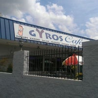 Photo taken at Gyros Cafe by Rod G. on 3/21/2012
