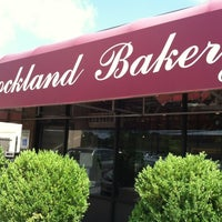 Photo taken at Rockland Bakery by Matt D. on 7/4/2012