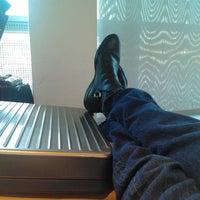 Photo taken at Lufthansa Business Lounge A (Schengen) by Richard K. on 2/9/2012