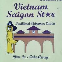 Photo taken at Vietnam Saigon Star by Cedric Q. on 8/6/2012