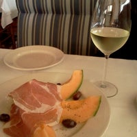 Photo taken at Il Fornaio Restaurant by Miki M. on 7/8/2012
