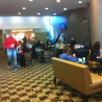 Photo taken at Hampton Inn & Suites Boston Crosstown Ctr by Scott B. on 10/6/2011
