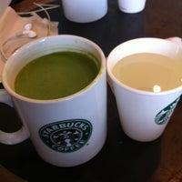 Photo taken at Starbucks by Tabitha P. on 11/6/2011