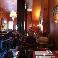 Photo taken at Sascha's 527 Cafe by Tara F. on 8/5/2011