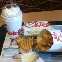 Photo taken at Chick-fil-A by Agatha C. on 7/3/2012