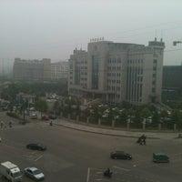 Photo taken at 义乌国际商贸城 Yiwu Int'l Trade City by Lorena B. on 4/25/2012