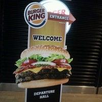 Photo taken at Burger King by Jo B. on 1/24/2012