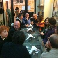 Photo taken at Pathos by Osvaldo D. on 4/4/2012