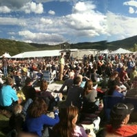 Photo taken at JazzAspen Labor Day Music Festival 2011 by Kevin S. on 9/3/2011