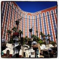 Photo taken at Treasure Island - TI Hotel & Casino by Jay A. on 6/24/2012
